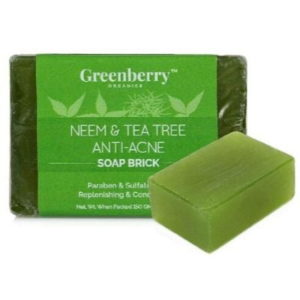mild soap for oily skin