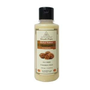 best sulfate and paraben free shampoo