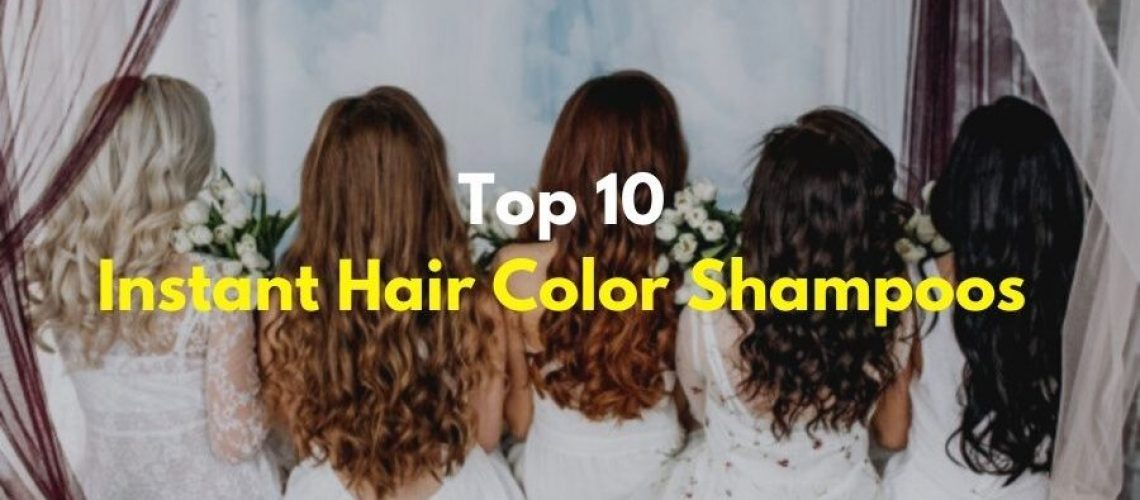 best-instant-hair-color-shampoos-india