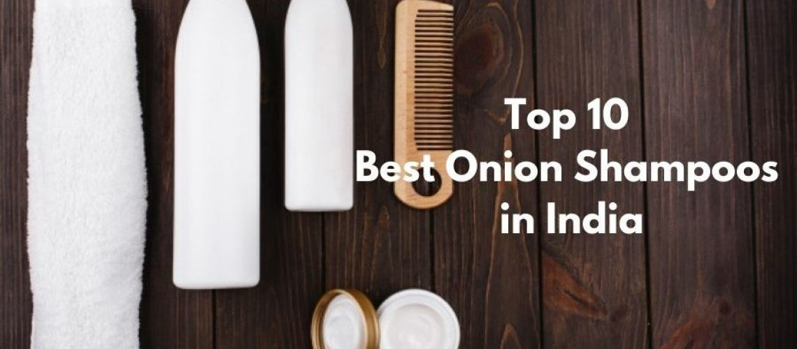best onion shampoo in india