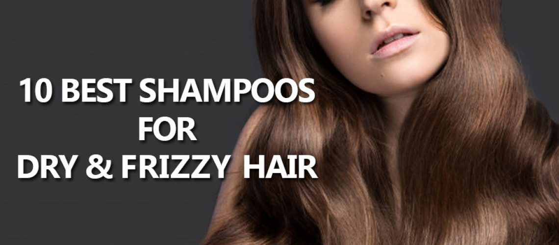 best shampoo for frizzy and damaged hair